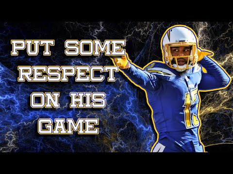 Why It's Time to Stop Sleeping On Keenan Allen