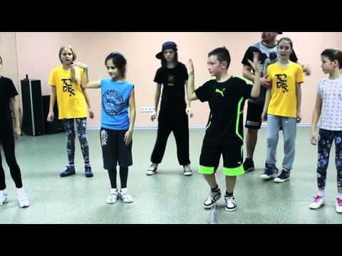 Тодес Киев, Uptown Funk, занятие