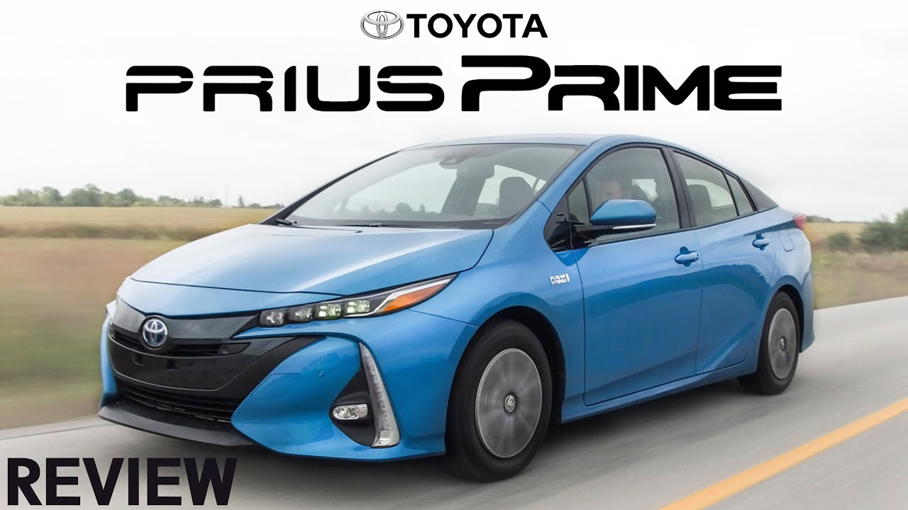 2018 Toyota Prius Prime Review Plug In Hybrid