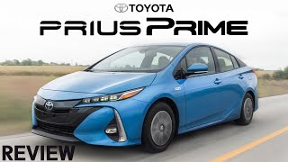 2018 Toyota Prius Prime Review - Plug In Hybrid