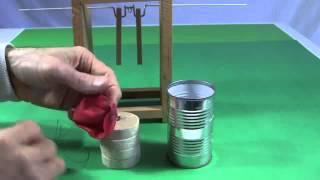 cara membuat mesin stirling dengan alat sederhanaHomemade DIY