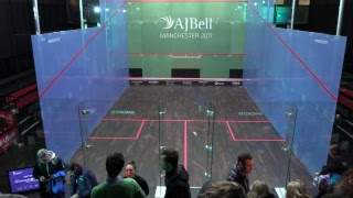 Squash: AJ Bell PSA World Championships 2017 - Qualifying Finals Stream