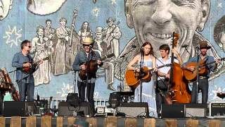 "Dave Rawlings Machine ""Queen Jane Approximately"" Hardly Strictly Bluegrass 2014"