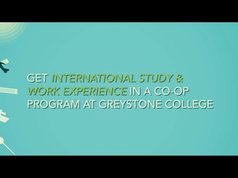 Greystone College Co-op Programs: Study and Work in Canada