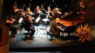 Bach - Piano concerto in f minor (complete), BWV 1056