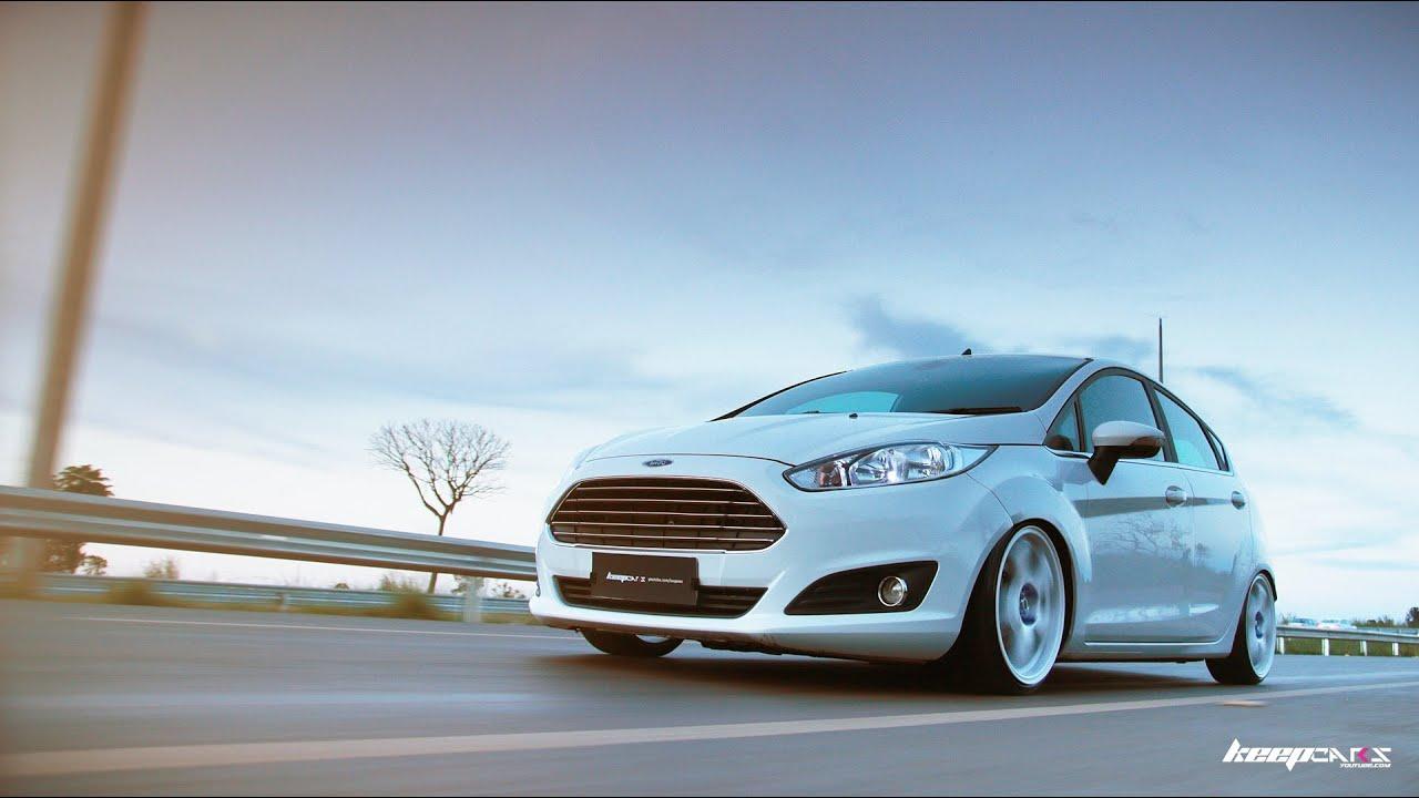 "New Fiesta Hatch nas rodas aro 17"" // KeepCars - YouTube"