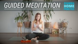 Guided Meditation with Megan - Coming Into Presence