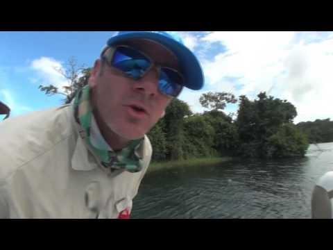 Stoked On Panama with PANAMA CANAL FISHING