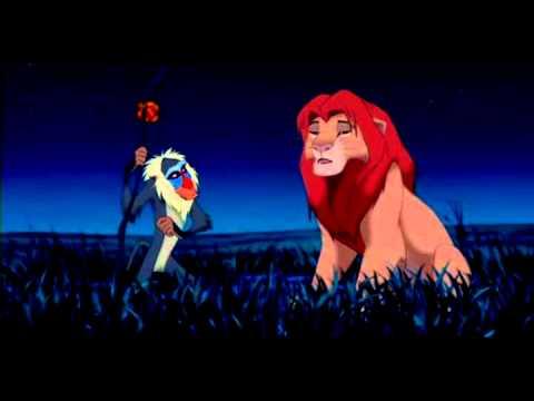 O Rei Leão - Passado - YouTube