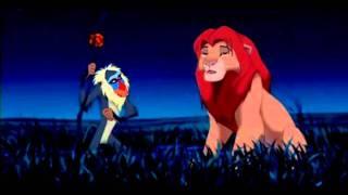 O Rei Leão - Passado