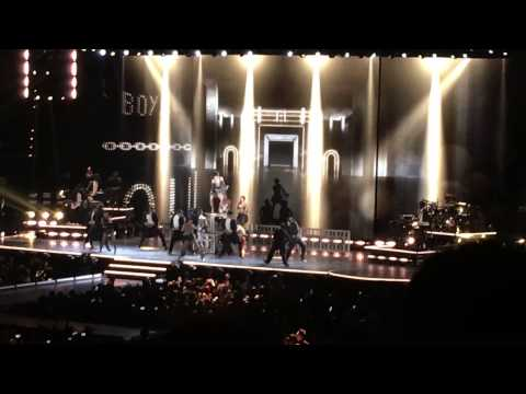 Madonna - Rebel Heart Tour Taipei Taiwan. Illuminati&Music mix Get Stupid&Candy Shop&Material Girl