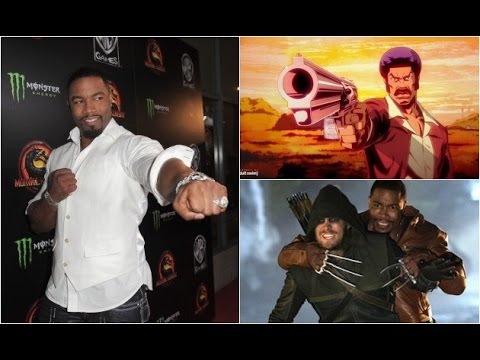Michael Jai White's Q&A at LCC 2015