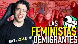 Cover images LAS FEMINISTAS DEMIGRANTES