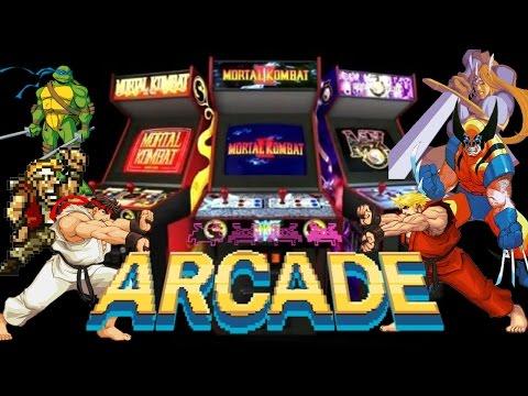 Os Melhores Jogos de Arcade Dos Anos 90