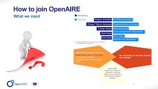 OpenAIRE Funder Monitoring Dashboard thumbnail