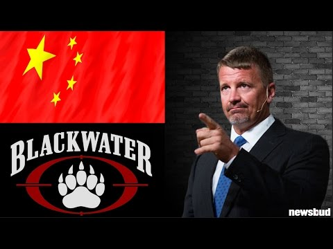 America's Shadow Army Invades China