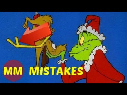 Dr. Seuss How the Grinch Stole Christmas MOVIE  You Missed