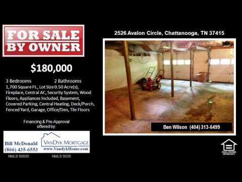 3 Bedroom Home For Sale Near Chatt High Center for Creative Arts in Chattanooga TN