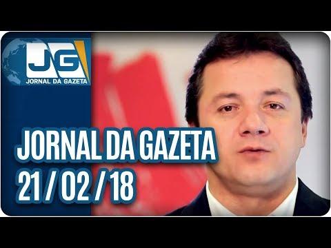 Jornal da Gazeta - 21/02/2018