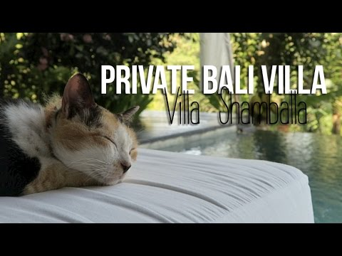 INCREDIBLE PRIVATE LUXURY VILLA - UBUD, INDONESIA