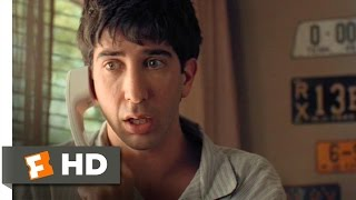 The Pallbearer (3/10) Movie CLIP - Nervous Phone Call (1996) HD