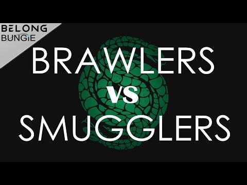 Gambit Prime Arena Cup 2019: Brawlers vs Smugglers - Destiny 2 Losers Bracket SEMIFINALS