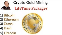 CRYPTO GOLD  LIFE-TIME MINING