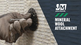 Fasteners to attach JM CladStone® from Rodenhouse Inc.