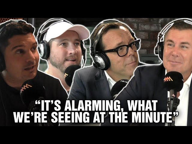 Midweek Rub | Issues At Collingwood, Ducks Cops Heat Over His Saints Call | Triple M Footy