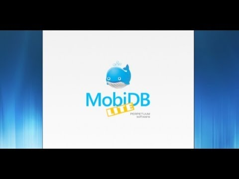 Android Database App - Mobi DB Lite Android App Review