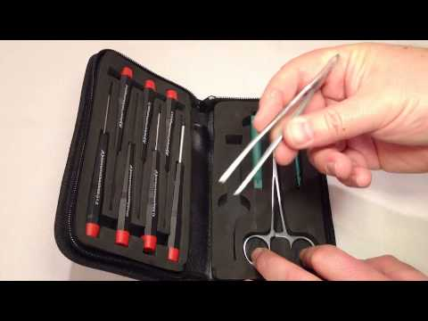 Newer Technology 11 Piece Computer/iPod Portable Tool Kit Review