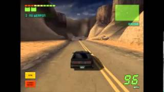 Knight Rider: The Game 2 Mission 2: The Village