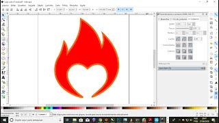 Como vetorizar a  imagem de um  Logo no Inkscape