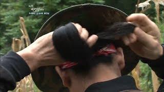 가리왕산 해발 1500m에 홀로사는 자연인을 찾아간다!! [자연인 / 다시보기]