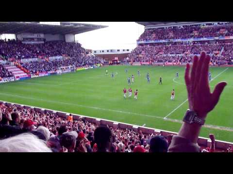 Stoke City - Jon Walters Goal Celebrations