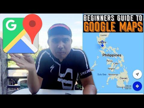 Pano Gamitin Ang Google Maps Sa Ating Ride | Beginner's Guide
