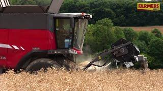 Harvest 2017: OSR yields surprising 3.5t/ha in Oxfordshire