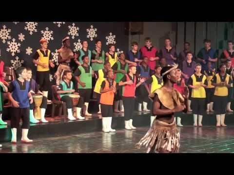 Drakensberg Boys' Choir-2010 From African music