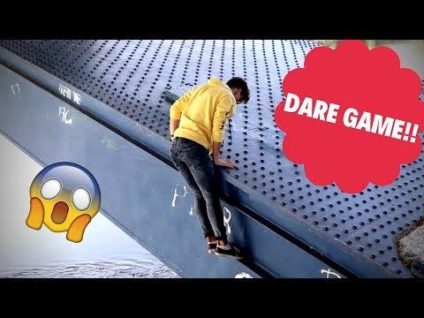 DARE GAME: Pao sam s mosta?! | TheSikrt
