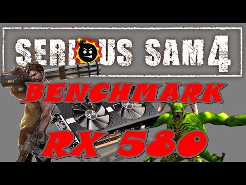 Serious Sam 4 | Benchmark | RX 580 | DX11 vs DX12 vs Vulkan | High(Maximum) Settings |