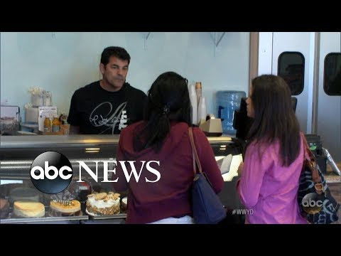 What Would You Do: Bakery employee denies a wedding cake for a lesbian couple