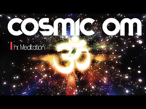 ☯ COSMIC OM MEDITATION ☯ ॐ 432 Hz MANTRA