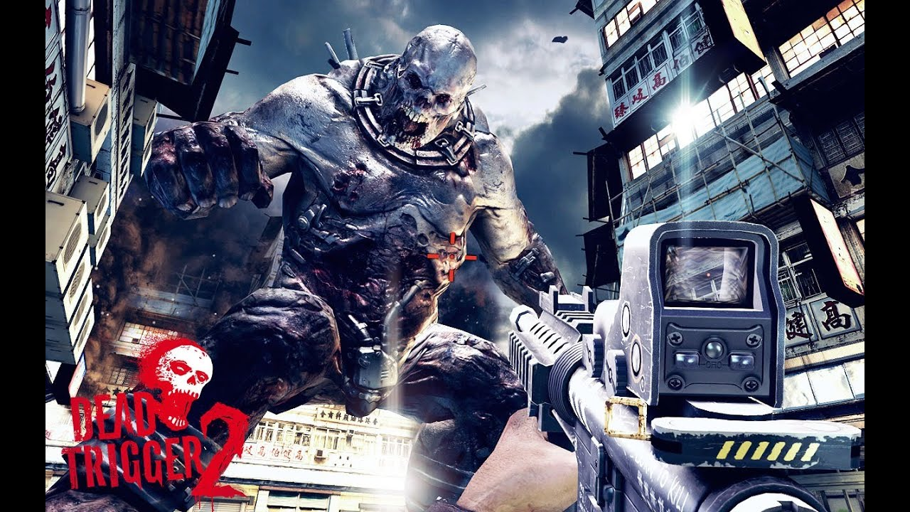 Dead Trigger 2 Gameplay Hd 1080p 60fps Youtube
