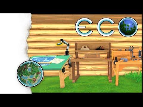 ECO Survival | die drei Tische für den Anfang | 003  (Research Table,Carpenter Bench,Repair Table)