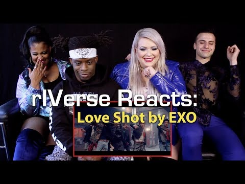 rIVerse Reacts: Love Shot by EXO - M/V Reaction