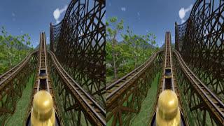 3D-VR VIDEO 2 SBS Virtual Reality Video(VR VIDEO АТРАКЦИОН В VR BOX, 3D VIDEO, АМЕРИКАНСКИЕ ГОРКИ,VR VIDEO google cardboard,RollerCoasterVR VIDEO АТРАКЦИОН В VR BOX, 3D ..., 2017-01-10T10:56:11.000Z)