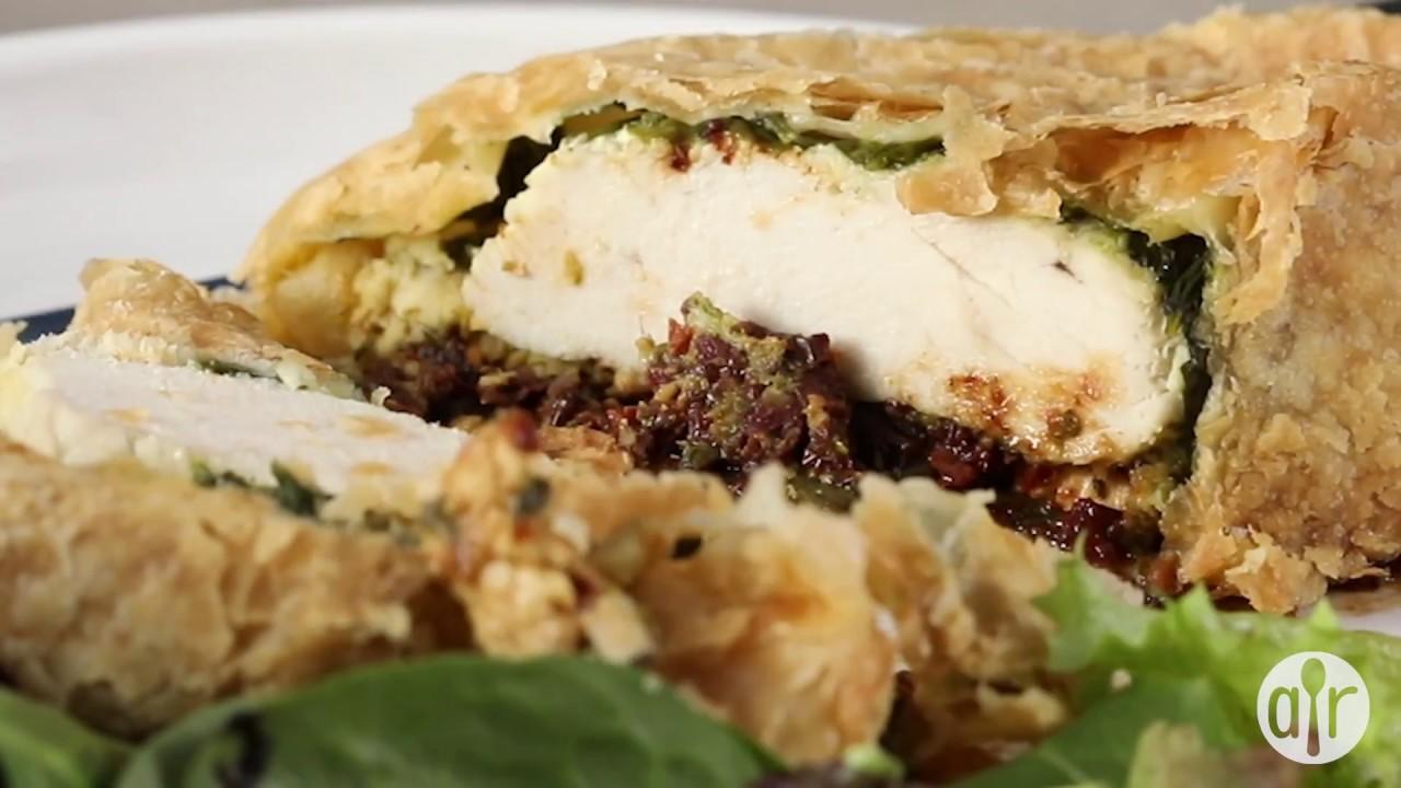 How to Make Mediterranean Puff Pastry Chicken | Dinner Recipes | Allrecipes.com