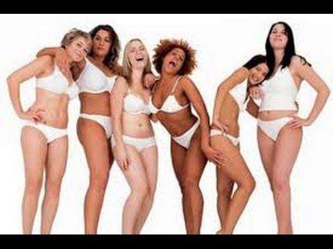 Расширенная таблица размеров  для женщины
