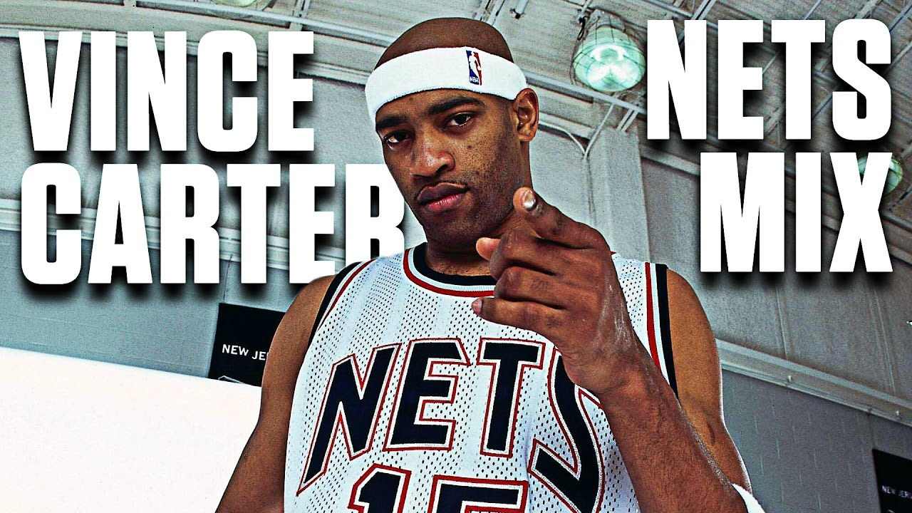 new style 408e9 39e9c Vince Carter Ultimate New Jersey Nets Mixtape