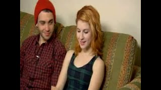 PARAMORE - THE MYSPACE MUSIC FEED INTERVIEW 22-09-2009